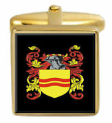 Tailyour Scotland Family Crest Coat Of Arms Heraldry Cufflinks Box Set Engraved