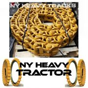 One 38 Link Track Chain Fits Case 855c Loader R51133 Sealed And Lubricated 9/16