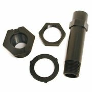 Nylon Drain And Overflow Pipe Kit For Evaporative/swamp Coolers