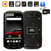 4.5 Unlocked 3g Android Smartphone Discovery V9 Dual Core Rugged Cell Phone+32g