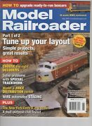 Model Railroader Train May 2007 N Scale Nw2 Reviewed Canadian Pacific Railroad