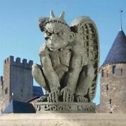 Medieval Gothic Cathedral Gargoyle Price Of Demons 12 Statue By Liam Manchester