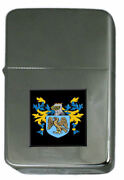 Cantillon Family Crest Surname Coat Of Arms Ligther Personalised Engraved