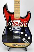 Fender 2014 Mlb-all Star Game Stratocaster With Bag Pre-owned