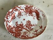 Royal Crown Derby Red Aves - 65 Piece Set