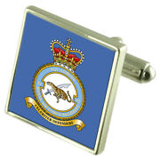 Royal Air Force 29 Squadron Sterling Silver Cufflinks