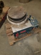 Camco 1305rdm12h48-270 Rotary Index Drive 12 Position 180 Period W/ Clutch 32d