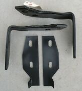 Cadillac Cad Rear Back Bumper Mounting Brackets Support Oem 69-70 1969-1970