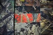 True Timber 900d Hunting Camo Fabric Coated Canvas 57 Wide Water Repellent Dwr