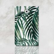 Tropical Leaves Samsung Galaxy Tab S3 9.7 Wallet Case Floral Tablet A 10.1 Cover