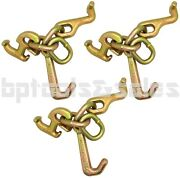 3 Pack 3pc R J T Hook Frame Back Grips And Auto Body Repair G70 Pull Clamp
