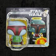 Sdcc 2018 Hallmark Boba Fett Itty Bittys Limited Edition Of Only 2500 Sold Out