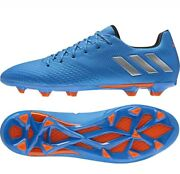 🔥🔥 Adidas Messi 16.3 Built To Win Fg Firm Ground Grass Soccer Cleats Size 13