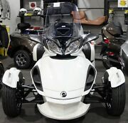2013-16 Can-am Spyder St Custom Windshield 10-24 Made In Usa