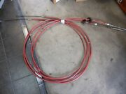New Morse Controls Steering Cable D304415-276 0650