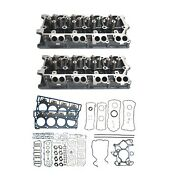 Enginetech 6.0l 20mm Complete Head Set With Enginetech Full Head Set And03905.5-10