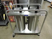 Seco Commercial Heated Plate Dispenser
