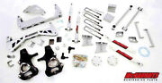 Mcgaughyand039s 7 - 9 Lift Kit With Shocks For Chevy Gmc 2007 - 2013 1500 2wd 50700