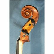 Fine 4/4 Master Violin Hand Made By Master Luthier Marian Marcel Made In Romania