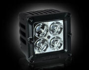 Recon High Intensity 3 20w Square Spot Beam Led Driving Light 264511cls