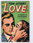 Ten-story Love V30 4 Ace Pub 1952 Canadian Edition
