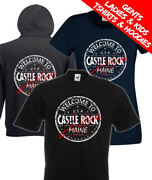 Castle Rock Stephen King Tv And Movie T Shirt / Hoodie