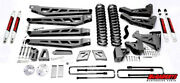 Mcgaughyand039s 6 Phase 3 Lift Kit For 2011 - 2016 4wd Ford F-350 With Shocks 57363