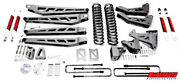 Mcgaughyand039s 8 Phase 3 Lift Kit For 2005 - 2007 4wd Ford F-350 With Shocks 57338