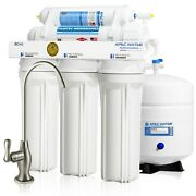 Apec 5-stage 90gpd Fast Flow Reverse Osmosis Drinking Water System Ro-hi