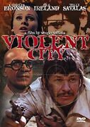 Violent City The Family Dvd Charles Bronson Rare Factory Sealed Free Fast Ship
