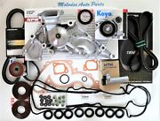 Npw Japanese Water Pump W/ Valve Cover Gasket Kit For Toyota / Lexus V8 Engine