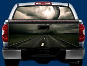 Tornado- Tailgate And Window Wrap Kit- Truck Tailgate Vinyl Graphic Decal Wrap