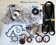 Complete Aisin Water Pump And Timing Belt Kit For Toyota Tundra 4runner / Gs430