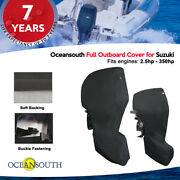 Oceansouth Outboard Motor Engine Full Cover / Protect Cover For Suzuki
