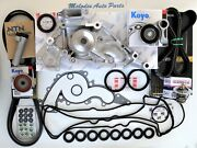 Complete Aisin Water Pump Kit W/ Valve Cover Gasket Set For Tundra4runnergs430