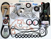 Complete Npw Japanese Water Pump Kit And Valve Cover Gasket Set For Sequoiatundra