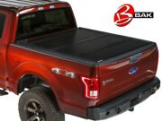 Bak Bakflip G2 Heavy Duty Folding Bed Cover For 15-18 Ford F-150 5ft 6in Bed