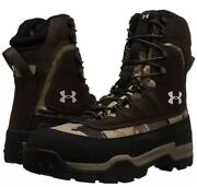 Under Armour Menand039s Hunting Boots Brow Tine 2.0 800g Msrp209 Size 8