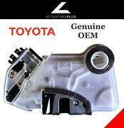 Toyota Corolla Oem Front Right Door Lock Actuator 2014-2019 Without Smart Key