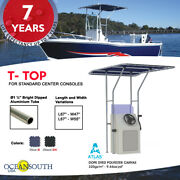 Oceansouth Boat T-top For Standard Center Console Boat