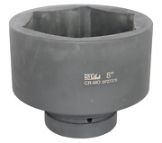 Sp Tools Socket Impact 2-1/2 Drive 6 Point Sae 6-3/8 Sp27349