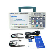 Oscilloscope Digital 2 Channel 100mhz Usb 1gsa/s Real Time Sample Rate Record