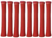Big End Performance 80126 7.5 In. Red Spark Plug Boot Protectors, Pack Of 8