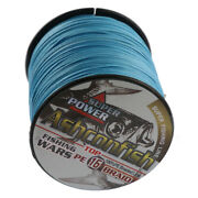 Ashconfish Braided Fishing Line-16 Strands Hollow Core Fish Wire 500m 20-500lb