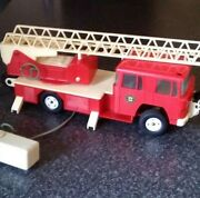 Vintage Very Large Gama Remote Fire Truck / Engine - West Germany Any