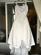 Wedding Dress-new Never Worn Bought For A Theatre Productionandnbsp