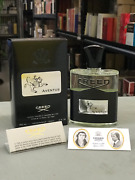 Aventus Cologne By Creed 4 Oz Millesime Edp Spray For Men