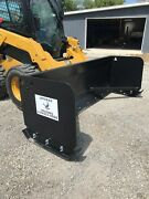Linville 10and039 X 36 Lifetime Warranty Skid Steer Snow Pusher Plow Free Shipping