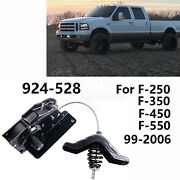 Spare Tire Winch Wheel Carrier Hoist For Ford F-250 F-350 F-450 F-550 Super Duty