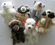 Hand Puppets, Soft Toys. Childrens Handbags, Screen Cleaners - Animals